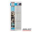Arlec warm white led strip light - 4 pack