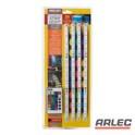 Arlec 30cm 12w multi colour led flex strip light