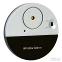 Slim windows alarm