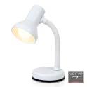 Ahura desk lamp e27 60w white