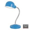 Maxx desk lamp e14 40w blue