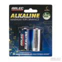 Alkaline battery - 2 x c