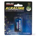 Alkaline battery - 9 volt