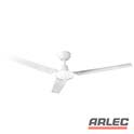 140cm 3 blade aluminium high velocity ceiling fan