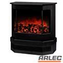Samie 1850w electric fireplace free standing