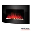 Dekkar 2000w electrical fireplace heater