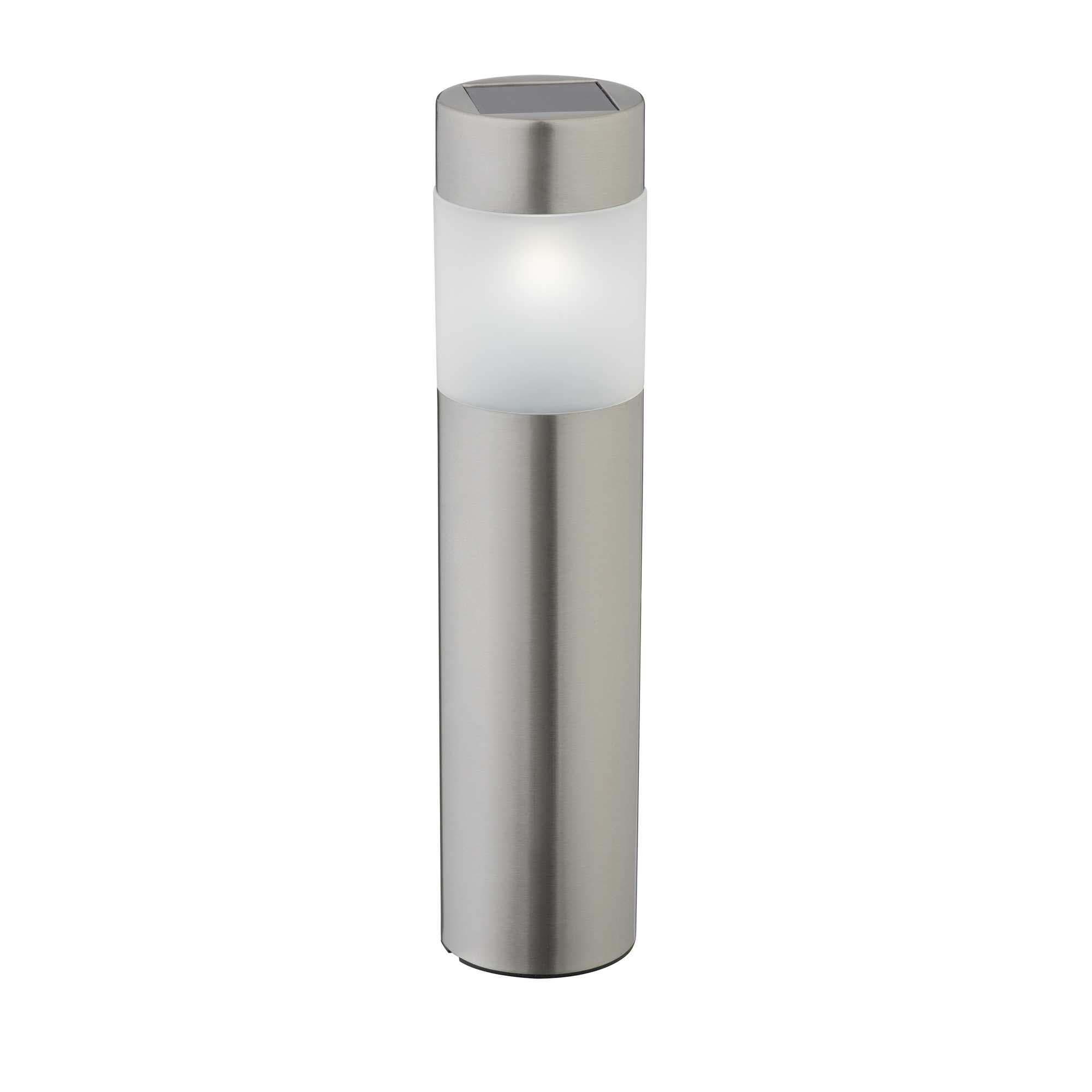 Dashte solar bollard garden light set - 5 pack