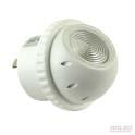 240v eyeball rotable auto night light