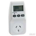 Energy cost meter