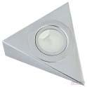 Diy halogen triangle light kit - 3x12v g4 20w bulb