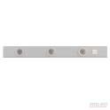 Diy led slim line bar light - 3 led modules 3w